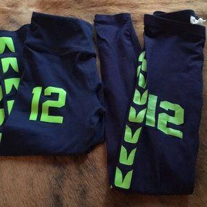 Seahawks gear!